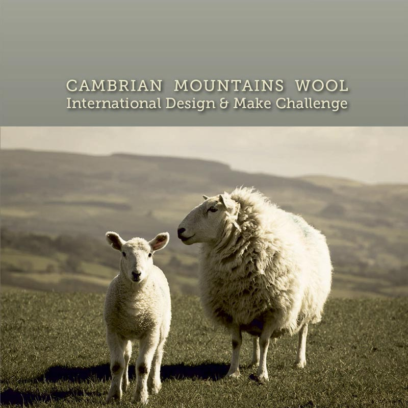 Cambrian Mountains Wool Design Challenge