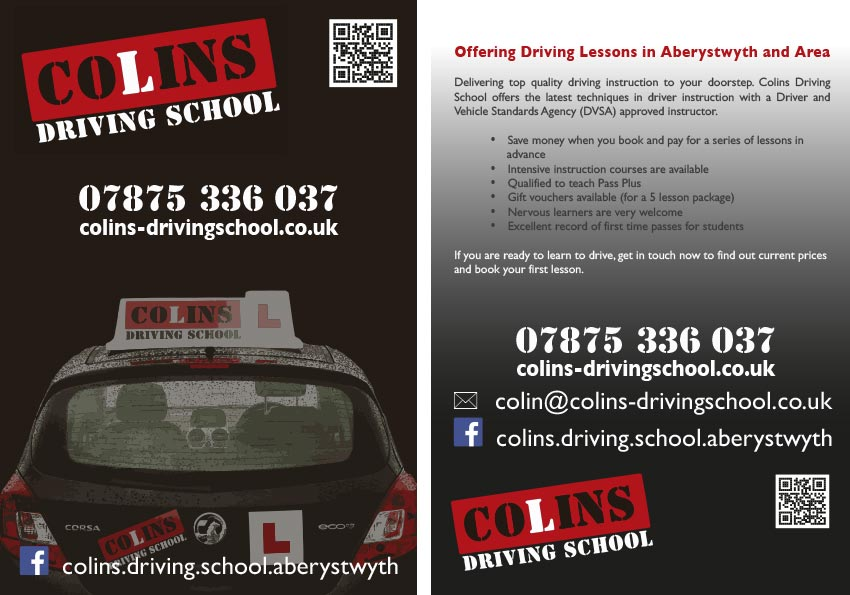 Colins Driving School - greenweeds