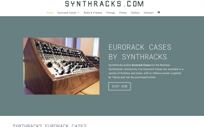 Synthracks Eurorack Cases