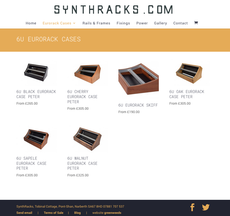Synthracks Shop